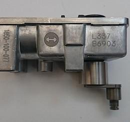 Aktuátor elektronický AC-077