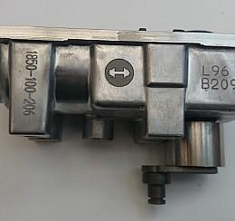 Aktuátor elektronický AC-206