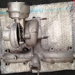 Volkswagen Bora 1.9 turbodúchadlo