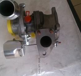 Renault Scenic II 1.5 turbodúchadlo