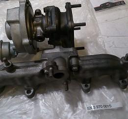 Skoda Octavia 1.9 turbodúchadlo