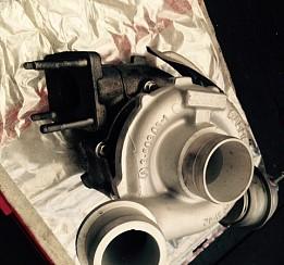 Volkswagen LT II 2.5 turbodúchadlo