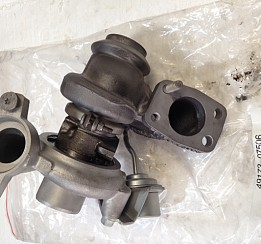Peugeot 207 1.6 turbodúchadlo
