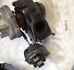 Peugeot 807 2.0 turbodúchadlo