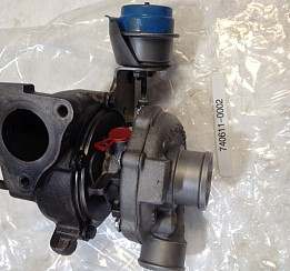 Kia Rio 1.5 turbodúchadlo
