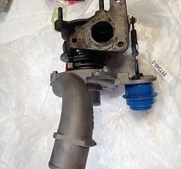 Mitsubishi Carisma 1.9 turbodúchadlo