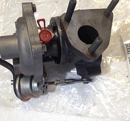 Fiat Idea 1.3 turbodúchadlo