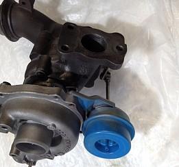 Peugeot 607 2.0 turbodúchadlo
