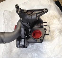 Audi 3.0 turbodúchadlo