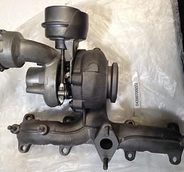 Seat Toledo 1.9 turbodúchadlo