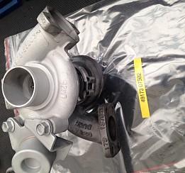Ford Fiesta 1.6 turbodúchadlo