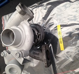 Ford Focus 1.6 turbodúchadlo