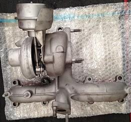 Skoda Fabia 1.9 turbodúchadlo