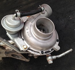 Opel/Vauxhall Monterey 3.0 turbodúchadlo