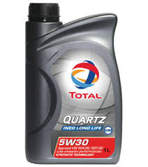 TOTAL INEO LONG LIFE 5W30 1L